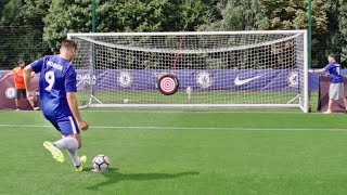 EUROPESE OMROEP | Dude Perfect | Soccer Trick Shots 2 ft. Chelsea F.C. | Dude Perfect | 1506376547 2017-09-25T21:55:47+00:00