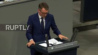 EUROPESE OMROEP | Ruptly | Germany: Parliament rejects AfD proposal over freed journalist Yucel | 1519345624 2018-02-23T00:27:04+00:00