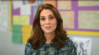 EUROPESE OMROEP | The Royal Family | The Duchess of Cambridge supports Children's Mental Health Week | 1517823640 2018-02-05T09:40:40+00:00