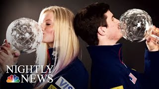 EUROPESE OMROEP | NBC News | Aerial Skiers And Longtime Friends Compete For Team USA | NBC Nightly News | 1518747085 2018-02-16T02:11:25+00:00