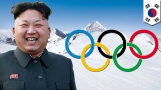 EUROPESE OMROEP | TomoNews Funnies | Winter Olympics 2018: North & South Korea marching together in opening ceremony - TomoNews | 1516378112 2018-01-19T16:08:32+00:00
