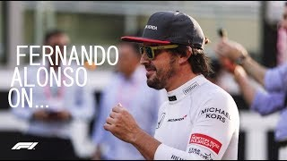 EUROPESE OMROEP | FORMULA 1 | Fernando Alonso On All Things F1 | 1517408280 2018-01-31T14:18:00+00:00