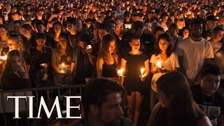 EUROPESE OMROEP | TIME | Thousands Grieve Florida School Shooting Victims At Candlelight Vigil | TIME | 1518817791 2018-02-16T21:49:51+00:00