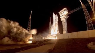 EUROPESE OMROEP | United Launch Alliance | Atlas V SBIRS GEO Flight 4 Launch Highlights | 1516428265 2018-01-20T06:04:25+00:00