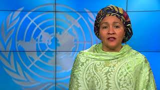 EUROPESE OMROEP | UN-Habitat worldwide | Amina J. Mohammed (UN Deputy Secretary-General), video message for WUF9 | 1518331550 2018-02-11T06:45:50+00:00