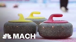 EUROPESE OMROEP | NBC News | A Thrilling Display Of Chess On Ice: The Careful Control Of Friction In Curling | Mach | NBC News | 1518820972 2018-02-16T22:42:52+00:00