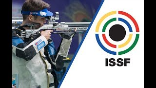 EUROPESE OMROEP | ISSF - International Shooting Sport Federation | Interview with Istvan PENI (HUN) - 2017 ISSF World Cup Final in New Delhi (IND) | 1509161110 2017-10-28T03:25:10+00:00
