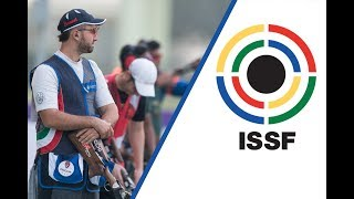 EUROPESE OMROEP | ISSF - International Shooting Sport Federation | Double Trap Men Final - 2017 ISSF World Cup Final in New Delhi (IND) | 1509166397 2017-10-28T04:53:17+00:00
