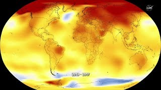 EUROPESE OMROEP | NASA | 2017 Takes Second Place for Hottest Year | 1516291538 2018-01-18T16:05:38+00:00