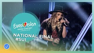 EUROPESE OMROEP | Eurovision Song Contest | Zibbz - Stones - Switzerland - National Final Performance - Eurovision 2018 | 1517828396 2018-02-05T10:59:56+00:00