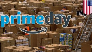 EUROPESE OMROEP | TomoNews Funnies | Amazon Prime Day: Amazon promises so many deals, you shouldn't sleep for 30 hours | 1499728082 2017-07-10T23:08:02+00:00