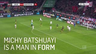 EUROPESE OMROEP | BT Sport | 5 goals in 3 games - Michy Batshuayi is loving life at Dortmund | 1518733045 2018-02-15T22:17:25+00:00