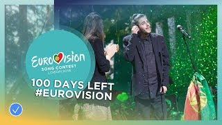 EUROPESE OMROEP | Eurovision Song Contest | 100 Days until the Grand Final: The road to Lisbon | 1517468401 2018-02-01T07:00:01+00:00