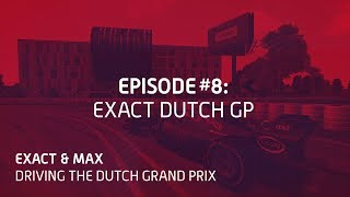 EUROPESE OMROEP | Max Verstappen | Exact & Max: Being Tech Curious with Mixed Reality. Episode 8: Dutch Grand Prix | 1512123205 2017-12-01T10:13:25+00:00