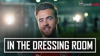 EUROPESE OMROEP | Arsenal | What's it like in the dressing room? | Calum Chambers lifts the lid | 1518802297 2018-02-16T17:31:37+00:00