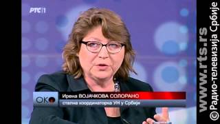 EUROPESE OMROEP | United Nations in Serbia | RTS OKO TV show - Sustainable Development | 1415624076 2014-11-10T12:54:36+00:00