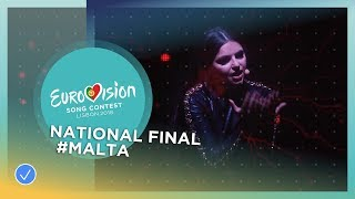EUROPESE OMROEP | Eurovision Song Contest | Christabelle - Taboo - Malta - National Final Performance - Eurovision 2018 | 1517704570 2018-02-04T00:36:10+00:00