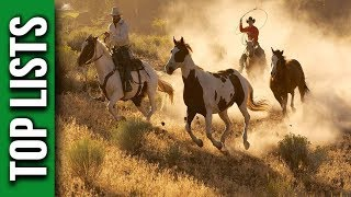 EUROPESE OMROEP | Top Lists | 10 Things You Never Knew About The Wild West | 1512952814 2017-12-11T00:40:14+00:00