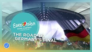 EUROPESE OMROEP | Eurovision Song Contest | The road to 'Unser Lied Für Lissabon' Germany's national selection for Eurovision 2018 | 1518942601 2018-02-18T08:30:01+00:00