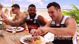 EUROPESE OMROEP | FOX SPORTS AUSTRALIA | French Rugby Team Pau's Tour of Stradbroke Island | 1518480123 2018-02-13T00:02:03+00:00