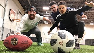 EUROPESE OMROEP | Dude Perfect | Football vs Soccer Trick Shots | Dude Perfect | 1519080972 2018-02-19T22:56:12+00:00