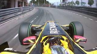 EUROPESE OMROEP | FORMULA 1 | Monaco Grand Prix: Onboard With Robert Kubica In 2010 | 1516115624 2018-01-16T15:13:44+00:00