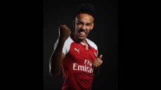 EUROPESE OMROEP | Arsenal | Pierre-Emerick Aubameyang | I'm so happy to be here! | 1517566826 2018-02-02T10:20:26+00:00