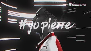 EUROPESE OMROEP | Arsenal | Pierre-Emerick Aubameyang signs for Arsenal! | 1517436264 2018-01-31T22:04:24+00:00