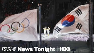 EUROPESE OMROEP | VICE News | North Korea's Olympians & MGMT's Comeback Album: VICE News Tonight Full Episode (HBO) | 1518822003 2018-02-16T23:00:03+00:00