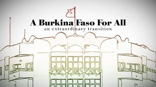EUROPESE OMROEP | United Nations Department of Political Affairs | A Burkina Faso for All: An extraordinary transition | 1500406259 2017-07-18T19:30:59+00:00