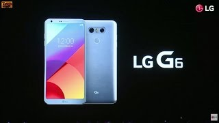 EUROPESE OMROEP | Tech Events | LG unveil the LG G6 at MWC 2017 | 1488111302 2017-02-26T12:15:02+00:00