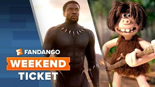 EUROPESE OMROEP | Movieclips Trailers | Now In Theaters: Black Panther, Samson, Early Man | Weekend Ticket | 1518717604 2018-02-15T18:00:04+00:00