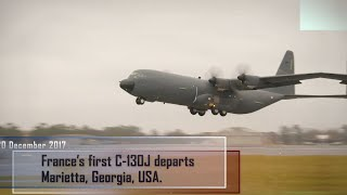 EUROPESE OMROEP | LockheedMartinVideos | France Welcomes Its First C-130J | 1516301456 2018-01-18T18:50:56+00:00