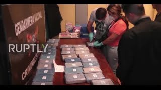 EUROPESE OMROEP | Ruptly | Argentina: Police seize 389kg of cocaine at Russian embassy | 1519345274 2018-02-23T00:21:14+00:00