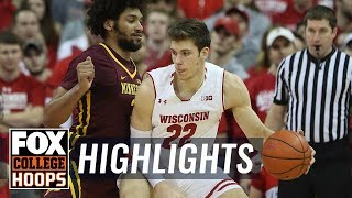EUROPESE OMROEP | FOX Sports | Wisconsin vs Minnesota | HIGHLIGHTS | FOX COLLEGE HOOPS | 1519103612 2018-02-20T05:13:32+00:00