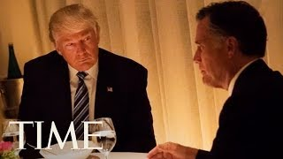 EUROPESE OMROEP | TIME | President Trump Just Endorsed Mitt Romney For US Senate, Here's Their Complicated History | TIME | 1519168228 2018-02-20T23:10:28+00:00