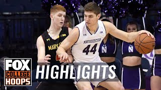 EUROPESE OMROEP | FOX Sports | Northwestern vs Maryland | Highlights | FOX COLLEGE HOOPS | 1519094775 2018-02-20T02:46:15+00:00